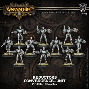 Convergence of Cyriss: Reductors