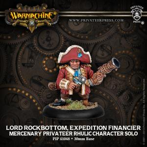 Mercenaries: Lord Rockbottom