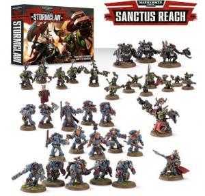 Warhammer 40.000: Sanctus Reach: Stormclaw (на английском языке)