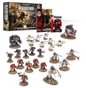 Warhammer 40.000: Shield of Baal: Deathstorm (на английском языке)