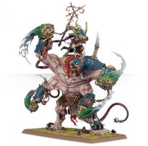 Миниатюры Age of Sigmar: Skaven Pestilens Thanquol & Boneripper