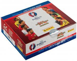 Дисплей бустеров ROAD TO EURO 2016 Adrenalyn XL от Panini