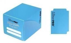 Пластиковая коробочка Ultra-Pro «Pro Dual Small - Light Blue»