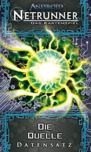 Android: Netrunner LCG. The Source - дополнение (на английском)