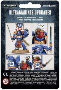 Миниатюры Warhammer 40000: Ultramarines Upgrade Pack