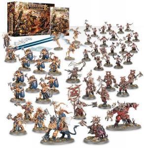 Warhammer: Age of Sigmar - Начальный набор (на английском)