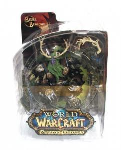 WoW: Night Elf Druid - Broll Bearmantle - Series 2