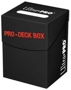 Пластиковая коробочка Ultra-Pro «PRO 100+» черная