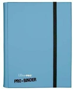 Альбом Ultra-Pro Pro-Binder c 20 встроенными листами 3х3 - Голубой