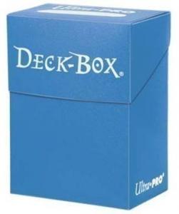 Пластиковая коробочка Ultra-Pro светло-синего (голубого) цвета