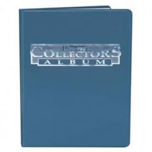 Альбом Ultra-Pro c 10 встроенными листами (синий) 2x2