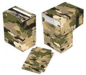 Пластиковая коробочка Ultra-Pro «Камуфляж»