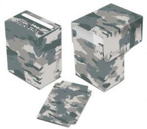 Пластиковая коробочка Ultra-Pro «Арктический камуфляж»