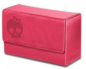 Dual Flip Deck Box - Pink