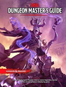 Основная книга D&D Next: Dungeon Master