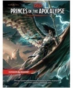 Приключение D&D Next: Elemental Evil: Princes of the Apocalypse (на английском)
