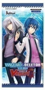 Cardfight!! Vanguard G: Бустер издания Comic Booster: Vanguard & Deletor на английском языке