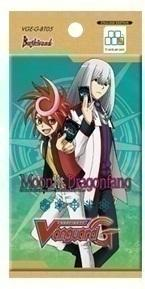 Cardfight!! Vanguard G: Бустер издания Moonlit Dragonfang на английском языке