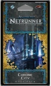Android: Netrunner LCG. Chrome City - дополнение (на английском)