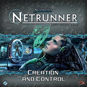 Android: Netrunner LCG. Creation and Control - дополнение (на английском)