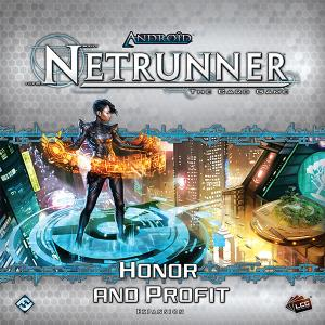 Android: Netrunner LCG. Honor and Profit - дополнение (на английском)