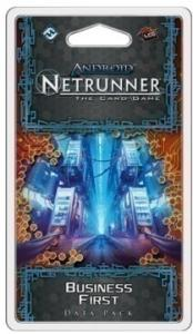 Android: Netrunner LCG. Business First - дополнение (на английском)