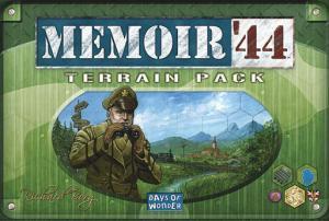 Memoir 44 - Terrain Pack (на английском)
