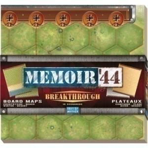 Memoir 44 - Breakthrough (на английском)