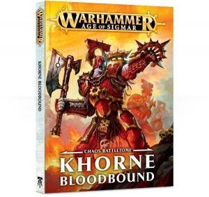 Миниатюры Age of Sigmar: Battletome: Khorne Bloodbound