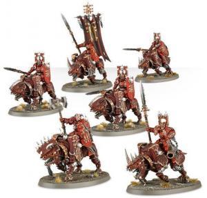 Khorne Bloodbound Mighty Skullcrushers of Khorne