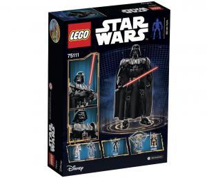 Конструктор LEGO: Star Wars - Дарт Вейдер, 160 дет.