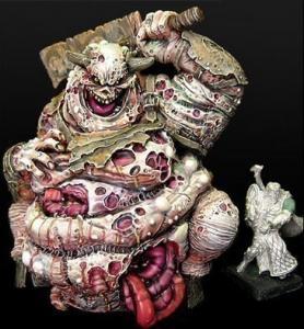 Альтернативная миниатюра Ultraforge Great Plague Demon (без упаковки)