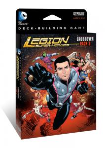 DC Comics Deck Building Game 3 : Legion of Super - Heroes