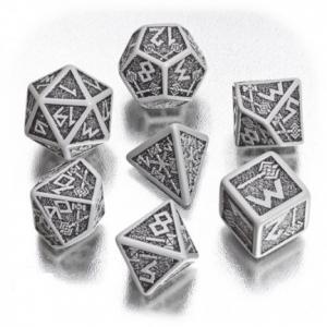 Набор кубиков «DWARVEN DICE» серый