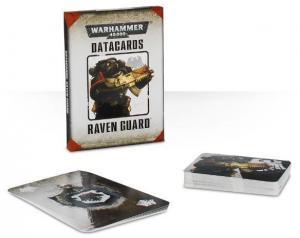 Warhammer 40K: Набор карточек Стражи Ворона