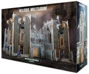 Warhammer 40K: Relicos Militarum