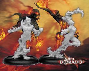 миниатюра Hell Dorado Efrit Warrior