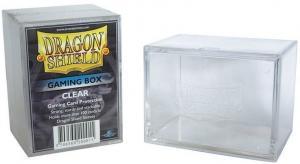 Пластиковая коробочка Dragon Shield прозрачная