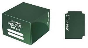 Пластиковая коробочка Ultra-Pro «Pro Dual Standard - Green»
