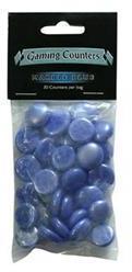 Каунтеры Dragon Shield - Marble Blue