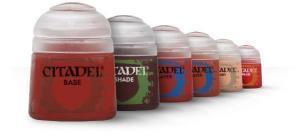Кровавые Ангелы: Набор красок от Cardplace