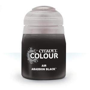 Краска для аэрографа: Abaddon Black 28-15