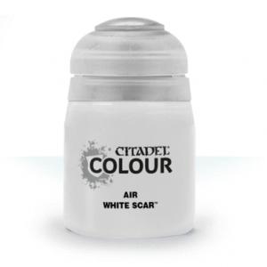 Краска для аэрографа: White Scar 28-46