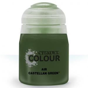 Краска для аэрографа: Castellan Green 28-08