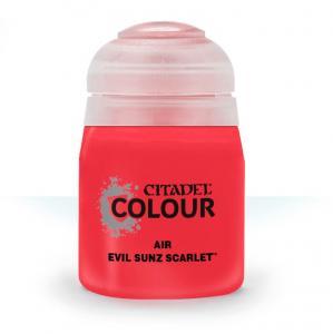 Краска для аэрографа: Evil Sunz Scarlet 28-22 (24ml)