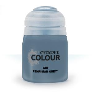Краска для аэрографа: Fenrisian Grey 28-51
