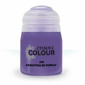 Краска для аэрографа: Genestealer Purple 28-23 (24ml)