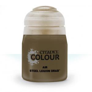 Краска для аэрографа: Steel Legion Drab 28-18 (24ml)