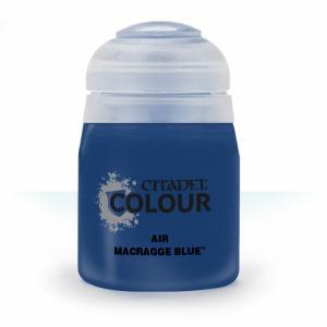Краска для аэрографа: Macragge Blue 28-05