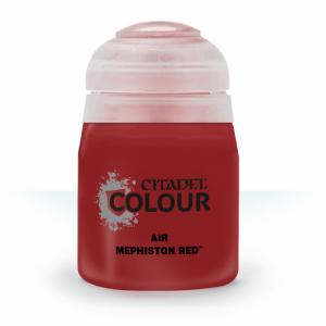 Краска для аэрографа: Mephiston Red 28-02 (24ml)